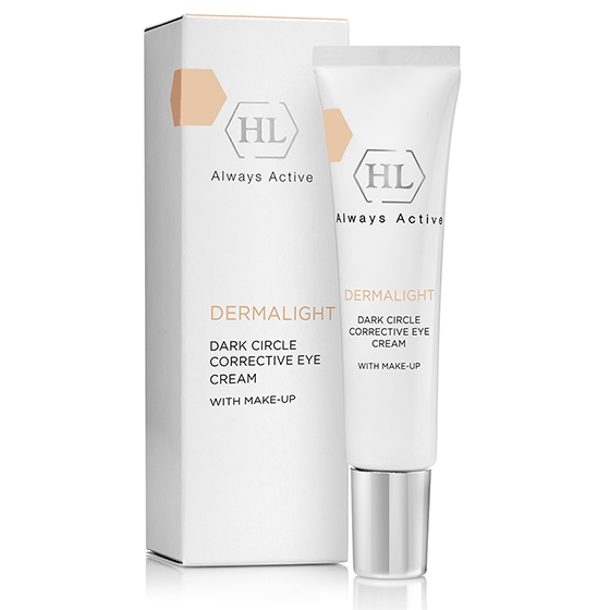 купить DERMALIGHT Dark Circle Corrective Eye Cream with Make-Up