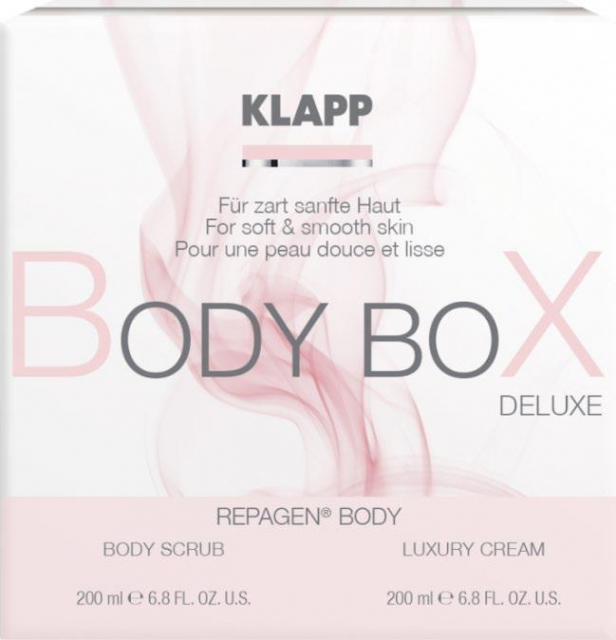 купить REPAGEN BODY Box Deluxe