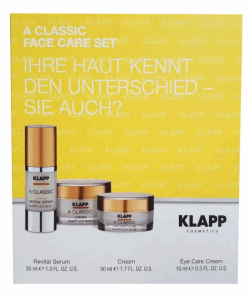 купить A CLASSIC Face Care Set
