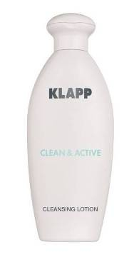 купить CLEAN AND ACTIVE Cleansing Lotion